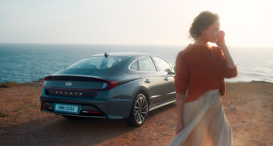 Sonata sound that embraces you.