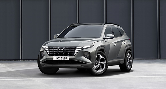 The all-new TUCSON gets Revolutionary Redesign