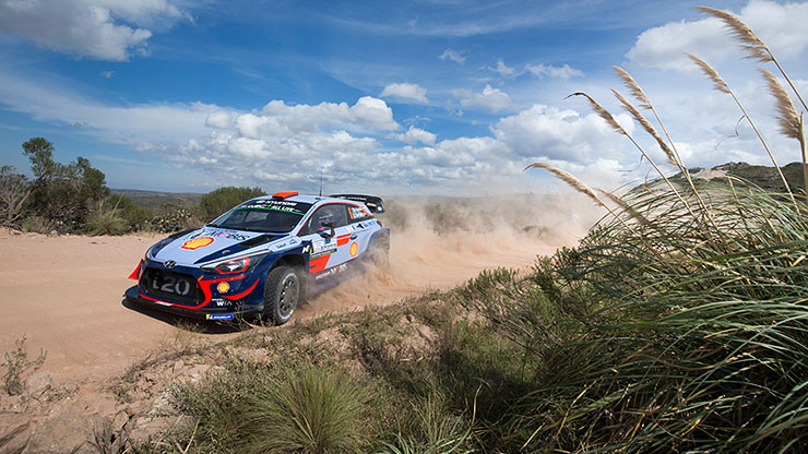 Rally Argentina Day 2
