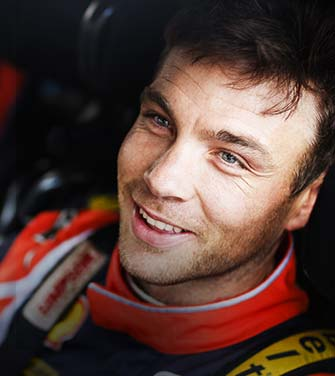 hayden paddon participates in the world rally championship as a driver